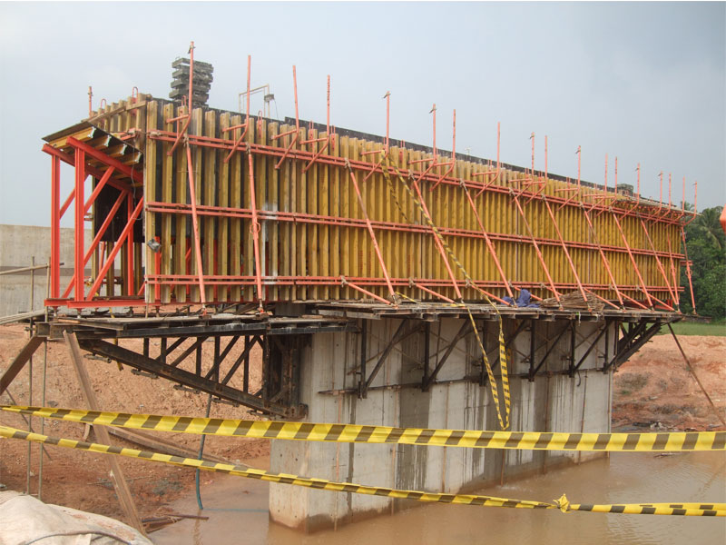 Bridge Formwork