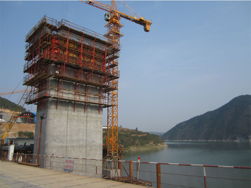 Bridge Pylon Formwork