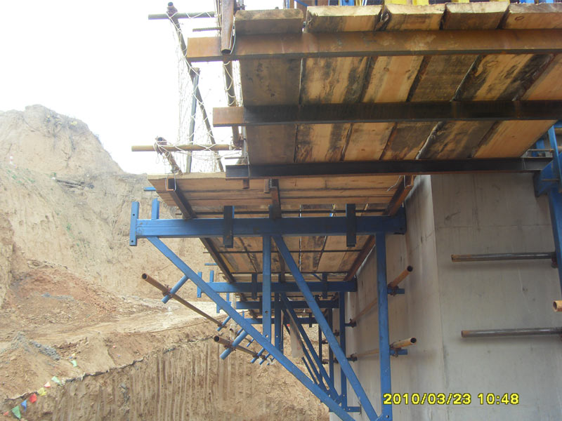 TECON Bridge Formwork